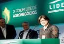 Mônika Bergamaschi é a nova presidente do LIDE Agronegócios