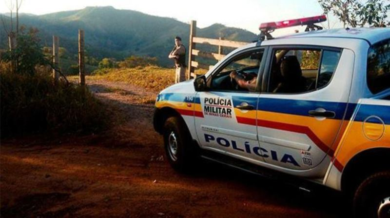 pm patrulha rural capebe mg