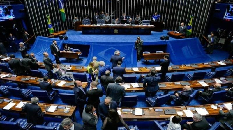 senado plenario