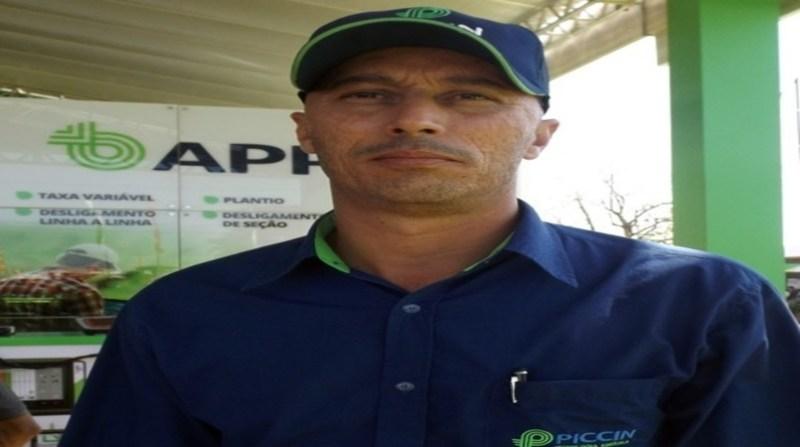 Paulo Padilha tecnico agricultura precisao