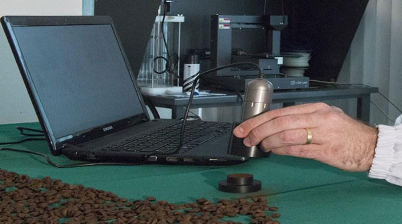 cafe sensor qualidade