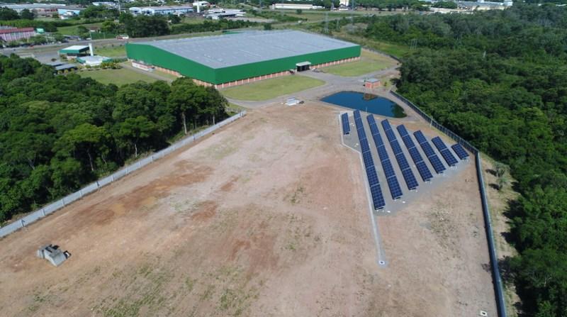 energia solar afubra