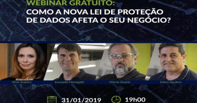 Webconferência gratuita aborda impacto da lei de proteção de dados no agro