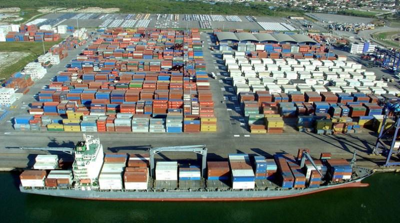 conteineres exportacao appa