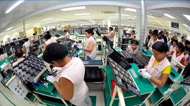 trabalhadoras fabrica alex pazzuelo agencia comunicacao governo amazonas