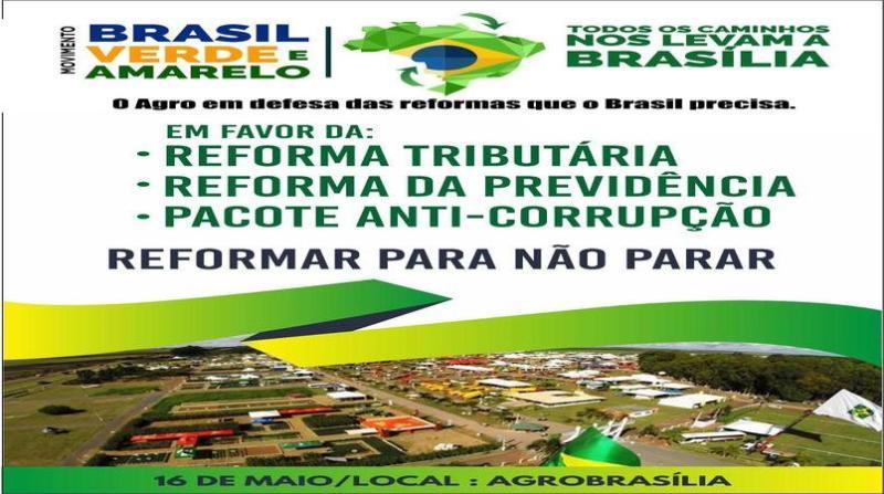 arte movimento brasil verde e amarelo 2 4 19