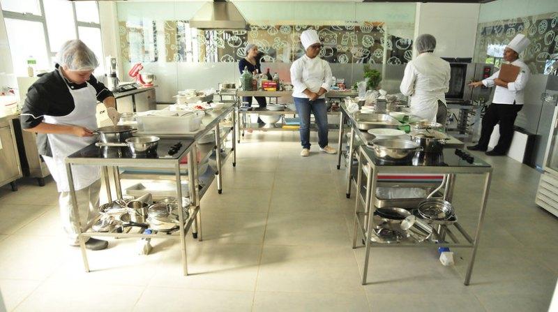 curso cozinheiro senac df