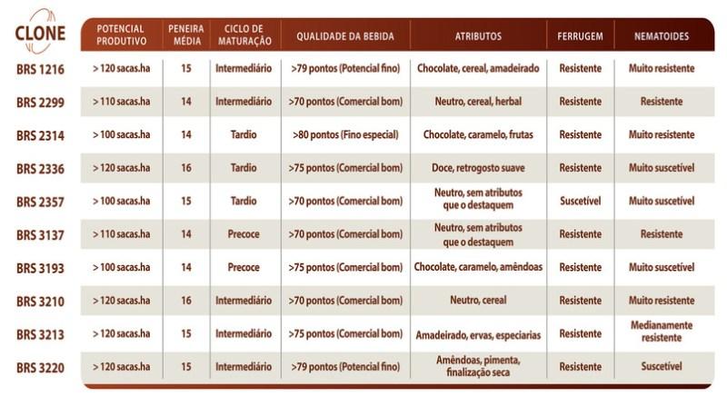 arte_arte_Cafes_Amazonia_Tabela embrapa