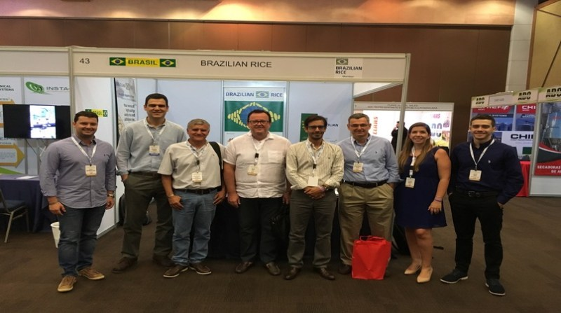 foto tamanho certo projeto brazilian rice_Rice Market & Technology Convetion