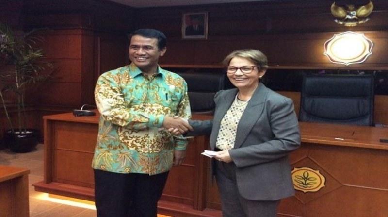 tereza cristina ministra agricultura indonesia