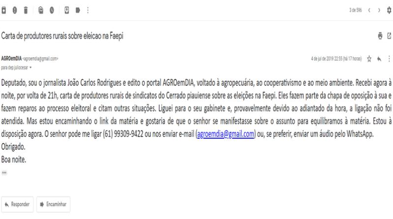 faepi email 1