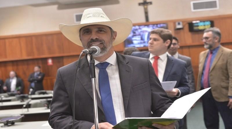 deputado amauri ribeiro goias- foto Sérgio Rocha