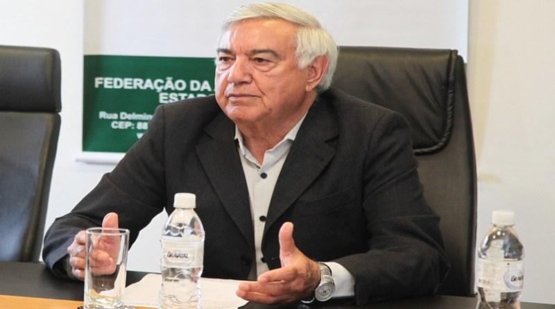 """""""Ignorante e desinformado"""", governador de SC desestrutura o agro, diz Faesc"""