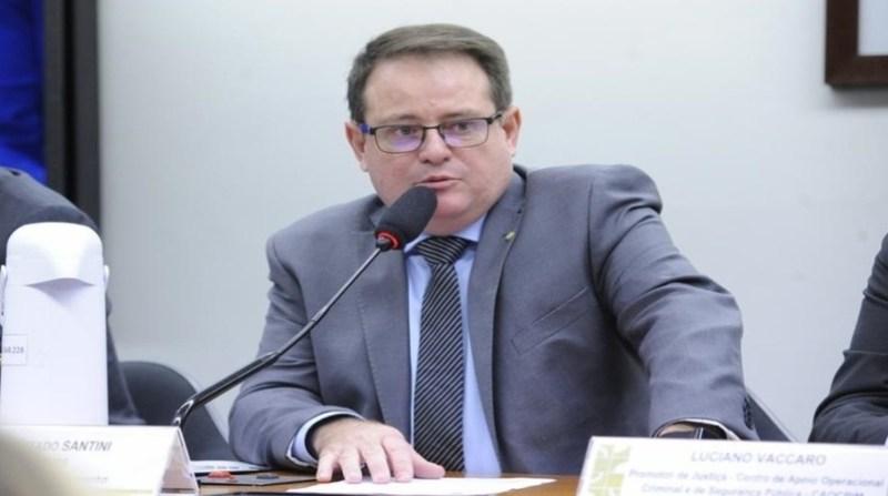 ronaldo santini - cleia viana camara dos deputados