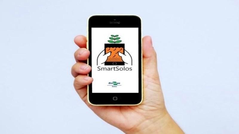 aplicativo smartsolos embrapa