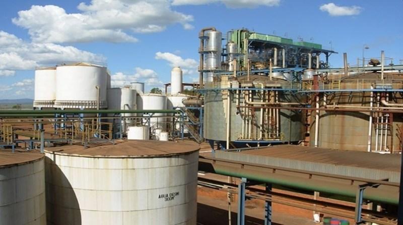 usina de etanol embrapa agroenergia