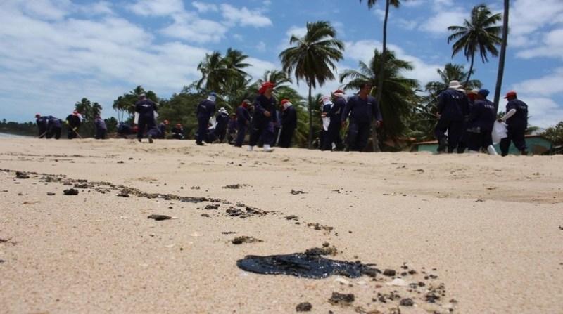 vazamento oleo praiade japaratingafotob bruno soriano agencia alagoas