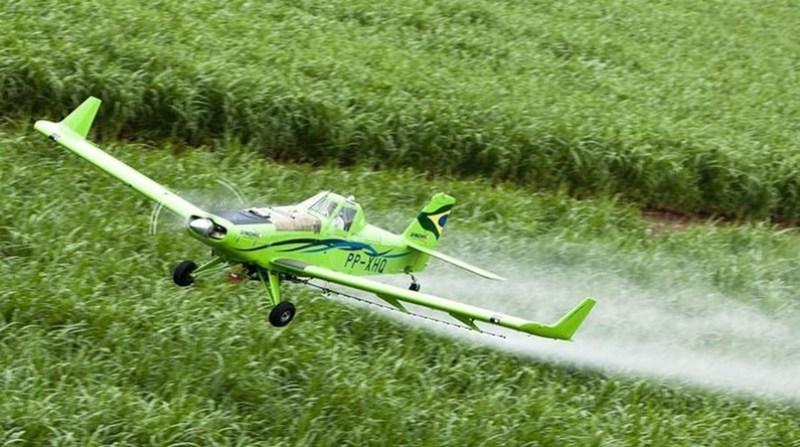 agrotoxicos pulverizacao aerea agencia brasil