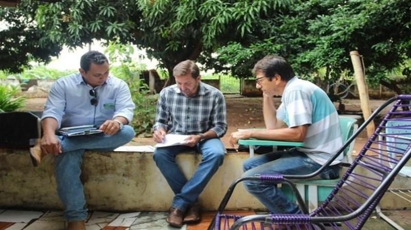 projeto balde cheio to clenio araujo embrapa