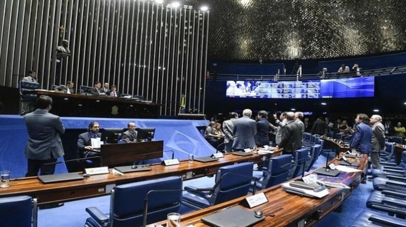 senado plenario Roque de Sá Agência Senado 11 11 19