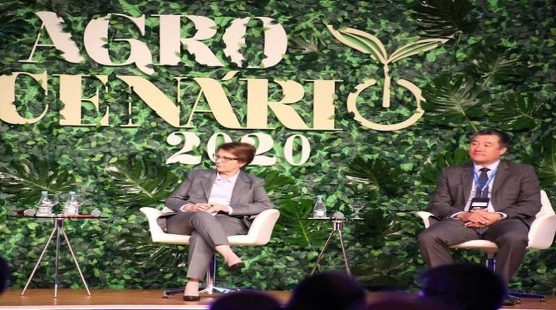 tereza cristina agrocenario 2x noaldo santos 2020