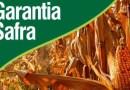 Garantia-Safra destina R$ 5,4 milhões para 32,1 mil agricultores familiares