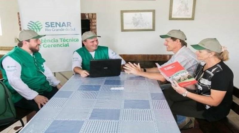 assistencia tecnica e gerencial senar rs roberto furtado senar rs