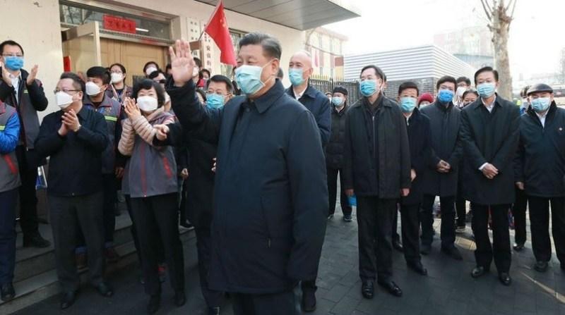 xi presidente china xinhua