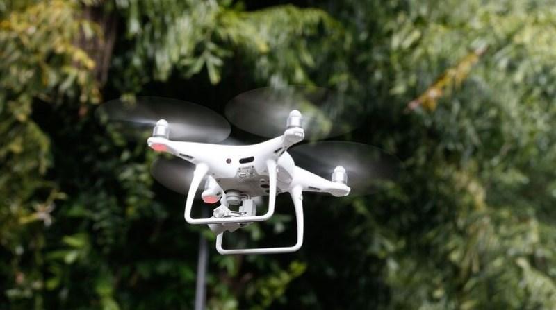 drones agencia brasil