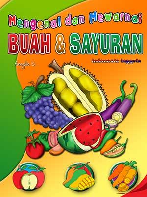 Mewarnai Buah Dan Sayur : mewarnai, sayur, Agromedia, Mengenal, Mewarnai, Sayuran