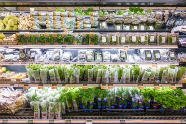vegetales supermercado escandinavo