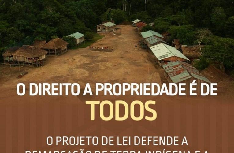 Consequências para o Brasil: marco temporal, PL490, questão indígena e produção de alimentos