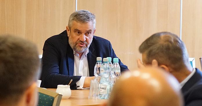 ASF, minister rolnictwa, odstrzał dzików