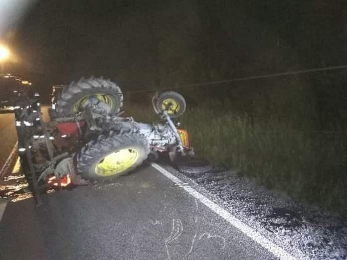 Śmiertelny WYPADEK. Traktorzysta zginął pod ciągnikiem