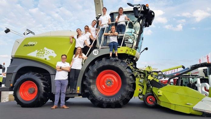365FarmNet, AgroShow, maszyny, system zarządzania gospodarstwem, KRUS, Bezpieczne Gospodarstwo Rolne, Jörg Rühle, Monika Cieniawska, Jerzy Koronczok