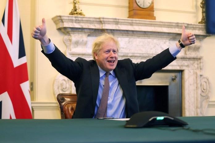 Jest umowa handlowa między Wielką Brytanią a UE