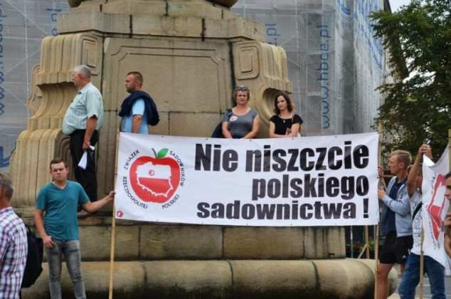Ostatni pechowy piątek rolnictwa. Wielki protest rolników w Warszawie