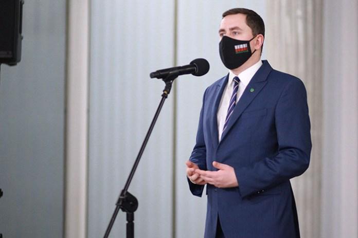 Gdzie jest minister rolnictwa Grzegorz Puda? – pyta poseł PSL Stefan Krajewski