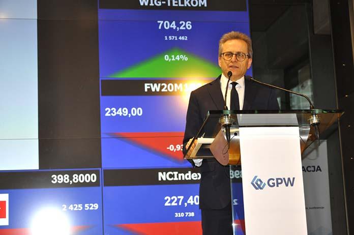 dr Wojciech Wardacki, prezes zarządu Grupy Azoty