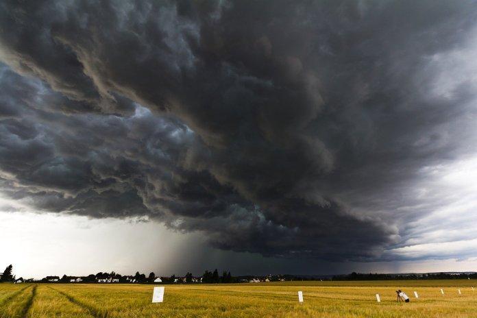 Gwałtowne zjawiska pogodowe będą coraz częstsze