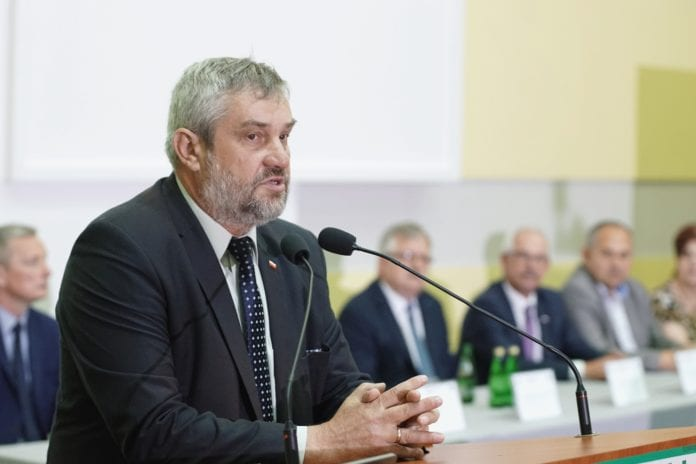 zmiany w obrocie ziemią, obrót ziemią rolną, Jan Krzysztof Ardanowski,