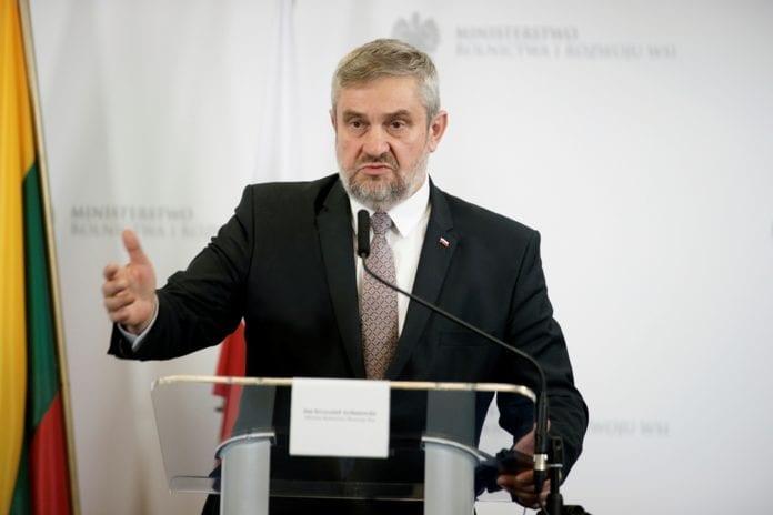 Jan Krzysztof Ardanowski, ubezpieczenia, starty suszowe, susza rolnicza, szacowanie strat suszowych w gospodarstwach, system ubezpieczeń upraw