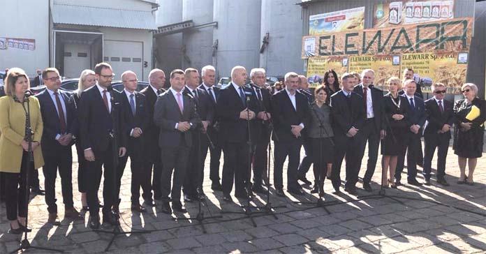 Giełda Papierów Wartościowych, Elewarr, giełdowy rynek rolny, Jan Krzysztof Ardanowski, minister rolnictwa, platforma żywnościowa