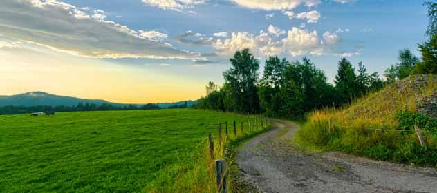 Jak wygląda przyszłość obszarów wiejskich?