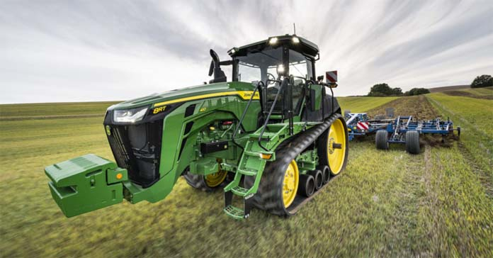 John Deere, PowerShift, ciagniki, maszyny rolnicze