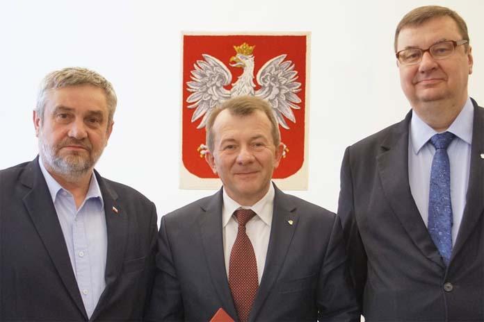Paweł Niemczuk, Główny Lekarza Weterynarii, Bogdan Konopka, Michał Kołodziejczak, AgroUnia,