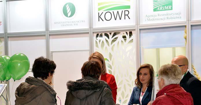 Rolnicy chwalą sobie współpracę z KOWR