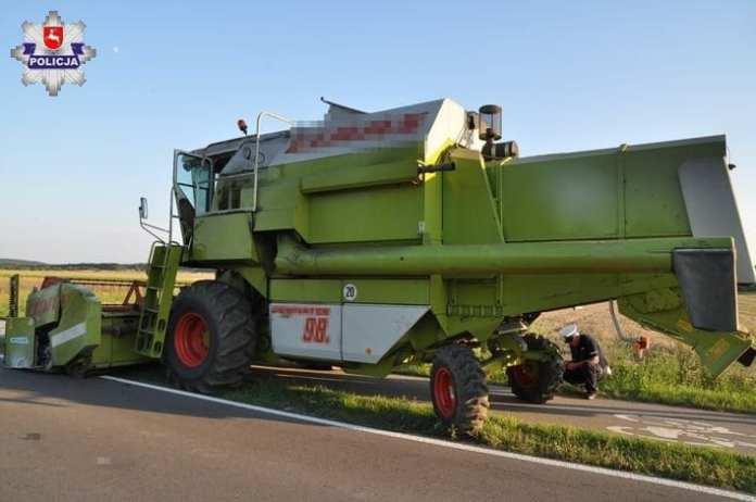 rolnik, rolnictwo, portal rolny, wypadki na wsi, heder