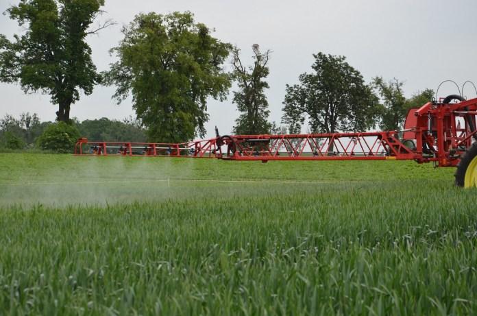 MRiRW: stosowanie środków ochrony roślin tylko zgodnie z obowiązującymi normami i przepisami!