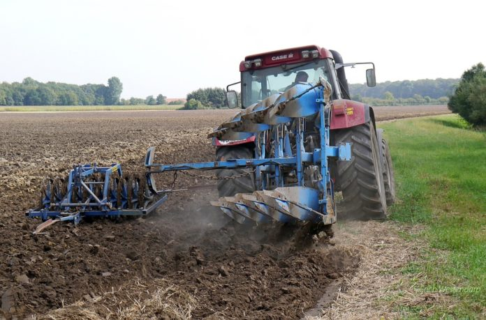 przygotowanie pola do siewu